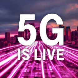T-Mobile 5G- It's On! America's First Nationwide 5G Network Is Here (Image T-Mobile)