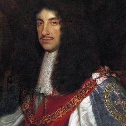 Charles II (1630-1685) and the English Restoration