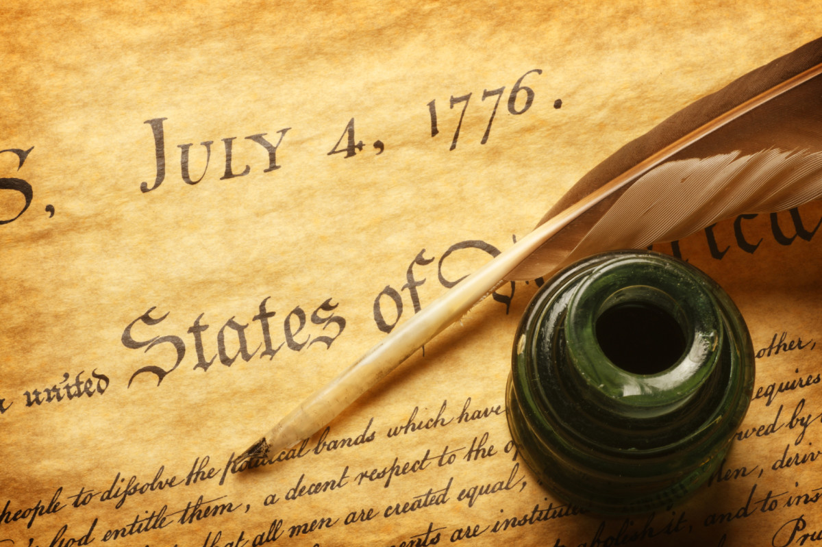The Declaration of Independence wasn't signed on July 4, 1776