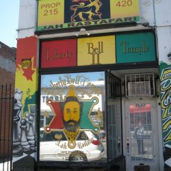 The Liberty Bell Temple in Los Angeles, US was established by the American Rasta Ed Forchion