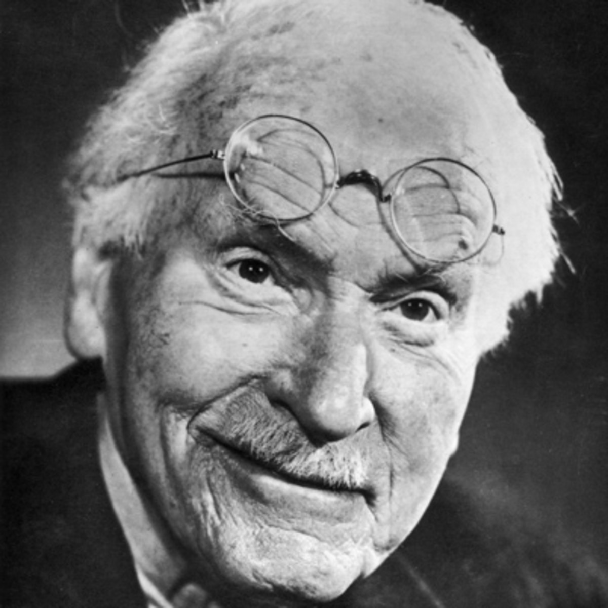 Carl Jung - As far as we can discern, the sole purpose of human existence is to kindle a light in the darkness of mere being.