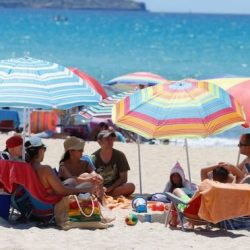 Tourists are starting to flock to Majorca again (Reuters)