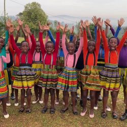 Merry Christmas! Joy to the World by the 51st African Children's Choir