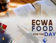 ECWA Food For The Day: Jesus Is Our Only Mediator With God