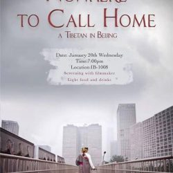 Film screening with filmmaker: Nowhere to call home