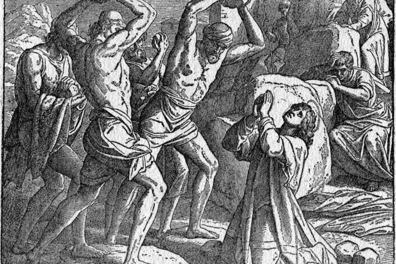 God's agenda in your suffering (The Martyrdon of Stephen)