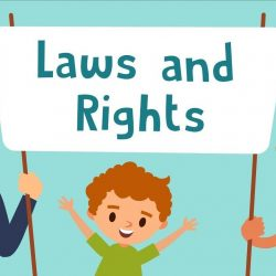 Teaching Laws, Rights and Responsibilities to Kids (Pinterest)