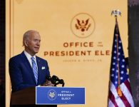There are signs that President-elect Joe Biden is concerned about the upcoming trial and its impact on his first 100 days in office. | Carolyn Kaster:AP Photo