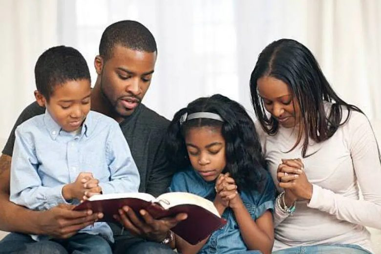 Who is praying for your children?